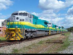 Foto RailPictures.Net: EFC 862 EFC - Estrada de Ferro Carajás GE C44-9W (Travessão 9-44CW) em São Luís, Maranhão, Brasil por Cristiano R.Oliveira