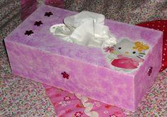 Coelhinhos e Ternuras: Caixas e caixas de lenços