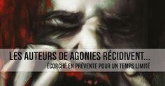 La Maison des viscères présente Écorché, une anthologie d'horreur par les auteurs de Agonies. http://ecorche.visceres.com
