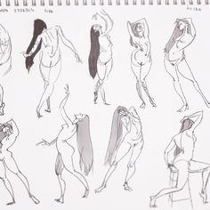 Croquis Cafe on YouTube, I love real time video figure drawing, wanna support www.onairvideo.com