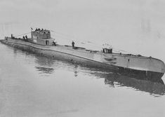 In Germany invaded Poland, and the Polish Navy went to war. The astonishing escape and journey of the ORP Orzeł, a Polish submarine, was proof that a n. History Guy, Poland Ww2, Aalborg, History Online, Navy Ships, Water Crafts, Battleship, World War Two, Historical Photos