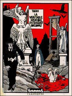 La véritable histoire du soldat inconnu (First edition Futuropolis, 1974)