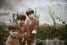 Rincón 1976. Restos de la huerta de los abuelos