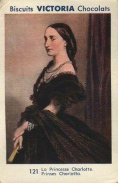 charlotte of mexico | Emperor Maximilian of Mexico & Empress Carlota (Charlotte of Belgium)