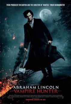 Abraham Lincoln: Łowca wampirów 3D (2012)