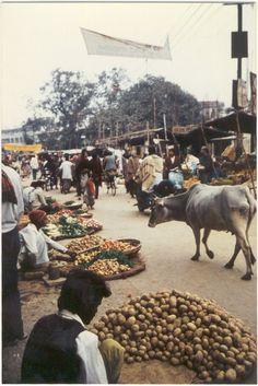 Varanasi, India market