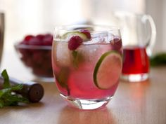 Raspberry Mojito from CookingChannelTV.com