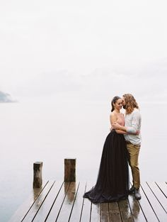 Misty Morning Elopement / Eidfjord Workshop by Norwegian Wedding Magazine. Dress, Styling & Concept by Norwegian Wedding Magazine. Muah: Hawwa make up // Photo by Nina & Wes Photography:  http://www.norwegianweddingblog.com/2016/08/misty-morning-elopement-eidfjord-workshop-by-nina-wes.html