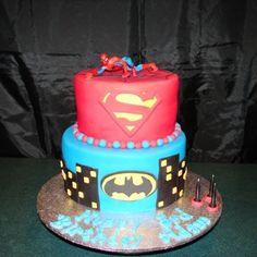 Cake Wonderland | Superhero Cake