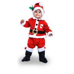 926793b303613 Déguisement Papa Noël Bébé  déguisementsnoël  costumespournoël Papa Noel