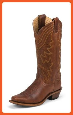 2807e5766ed Justin Women s Waxy Cow Cowgirl Boot Square Toe Honey US - Boots for women  (