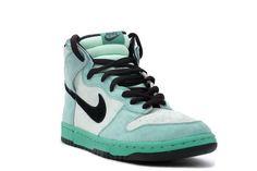"""Nike SB Dunk High """"Sea Crystal"""" / Follow My SNEAKERS Board!"""