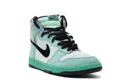 "Nike SB Dunk High ""Sea Crystal"" / Follow My SNEAKERS Board!"