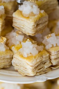 Mesa de doces casamento chanel folhado coco