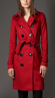 Cashmere Trench Coat | Burberry