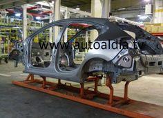 Chevrolet Cruze Hatch é Visto em Fábrica na Argentina