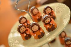 Airplane Party, Panna Cotta, Pudding, Ethnic Recipes, Desserts, Food, Decorated Cookies, Personalised Sweets, Truffles