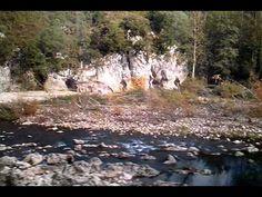Viajando en ferrocarril  por #Asturias. Tu tambien puedes comtemplar este fantástico paisaje desde la ventanilla. Anímate y ven!!!