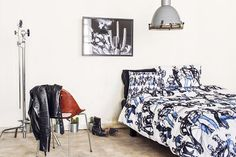 Tom Of Finland, Home Textile, My House, Comforters, Pattern Design, Blanket, Bed, Furniture, Home Decor