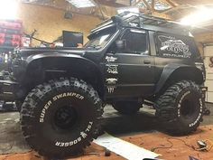 Nissan Trucks, 4x4 Trucks, Lifted Trucks, Jeep Rubicon, Jeep 4x4, Nissan Patrol Y61, Jeep Sahara, Patrol Gr, Badass Jeep