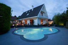 Una increíble #piscina realizada por #Waterair http://www.waterair.es/5-buenas-razones.html
