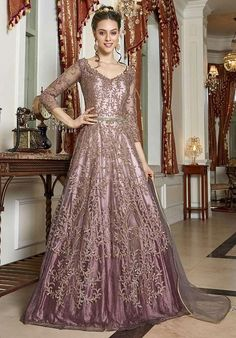 Looking to buy Anarkali online? ✓ Buy the latest designer Anarkali suits at Lashkaraa, with a variety of long Anarkali suits, party wear & Anarkali dresses! Designer Salwar Kameez, Designer Anarkali Dresses, Salwar Kameez Online, Designer Dresses, Indian Wedding Gowns, Wedding Gowns Online, Anarkali Lehenga, Anarkali Suits, Saree