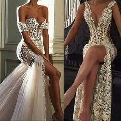Sexy Wedding Dresses, Elegant Dresses, Sexy Dresses, Bridal Dresses, Beautiful Dresses, Nice Dresses, Fashion Dresses, Prom Dresses, Formal Dresses