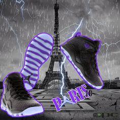 Air Jordan 10 #Paris