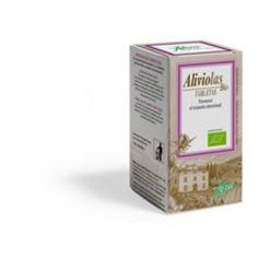 #parafarmaciaiglesias #aboca Aliviolas Bio Tabletas facilita el tránsito intestinal.Cómpralas en www.parafarmacia-iglesias.com