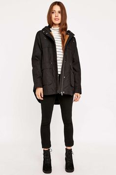 Parka London Ella Parker Jacket | Wants not needs | Pinterest