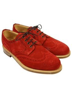 amazing red shoes