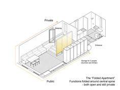 Galeria de Apartamento Dobrado / MoreDesignOffice - 14