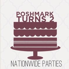 Thank You For Celebrating Two Years of Poshmark! Thank you to Poshers across the nation for celebrating Poshmark's second birthday. See photos from the various parties across the nation and join us in thanking the hosts of these parties as well as the hosts of the parties that had to be rescheduled. We wouldn't be here without each of you and appreciate you from the bottom of our hearts! Happy Poshing! Posh Love Other