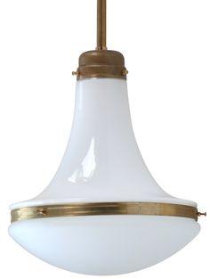 """Luzetten-Hängeleuchte  Industriedesign 20. Jahrhundert * 20th Century Industrial Lighting: the """"Luzette"""""""