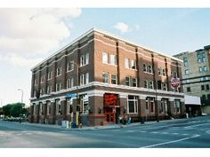 This property is a landmark due to the first floor restaurant being in the building for over 20 years. The name of the restaurant is Old Spaghetti Factory. It is the only retail in the building with office on the upper floors. This historic property has brick exterior with wood floors and wood beams for the interior. It has very high ceilings, nice common areas with a great new workout facility in the basement. The workout room has new equipment and new locker rooms. It gets a lot of use