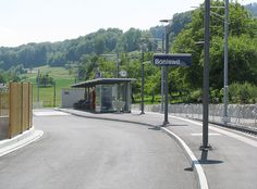 New boniswil station