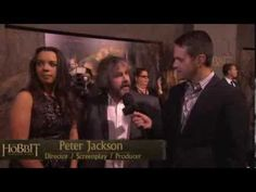 The Hobbit: The Desolation of Smaug (2013) World Premiere Highlights #thehobbit #lotr #film