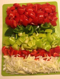 Priprema peperonate