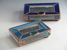 gemstone boxes | Nugget & Coin' Boxes