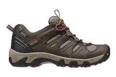 Koven Low WP Men's Shoe US 8 - Black Olive/Bossa Nova