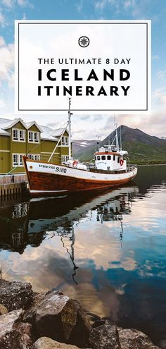 There are so many gorgeous sights and thrilling adventures in Iceland. But if you only have a week, this itinerary will help you hit all the hottest spots! Iceland Travel Tips, Europe Travel Guide, Travel Guides, Travel Destinations, Travelling Europe, Amazing Destinations, Traveling, Seaworld Orlando, Disney Springs