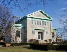 Litchfield, IL public library