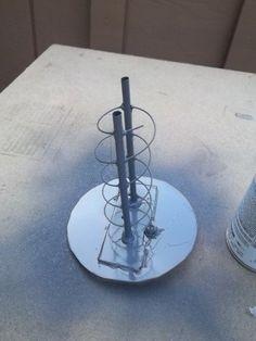 Building an S-Band Antenna for the HackRF Ham Radio Antenna, All Band, Backyard Projects, Ham Soup, Robotics, Interesting Stuff, Drones, Radios, Building