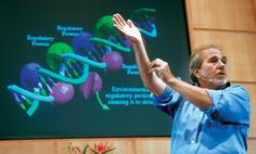 "Alter Your Genes and Cure any Disease. ""You can control your genes by influencing your beliefs & personal attitudes,"" says Bruce Lipton."