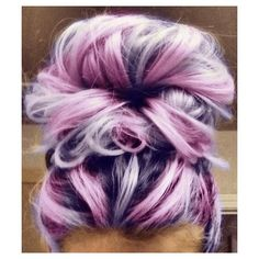 Community Trend Spotting Messy Buns ❤ liked on Polyvore featuring beauty products, haircare, hair styling tools and hair