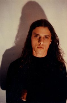 Chuck #Schuldiner (1967-2001) founder, singer and guitarist of #Death