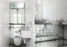 Rozelle Mirrored Bath/Remodelista