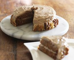 carrot cake with spiced maple frosting, gluten free, dairy free, egg free, refined sugar free, carrot cake, vegan, healthy, recipe, harriet emily, cake,