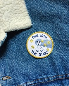 one with the #stars • #patches