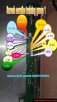 Panel-M201EW02 Voltage Details Led Board, Tv Panel, Photo Boards, Honeycomb Sony Led Tv, Lg Display, Lcd Television, Electronic Circuit Projects, Led Board, Tv Panel, Electronic Schematics, Tv Services, Photo Boards